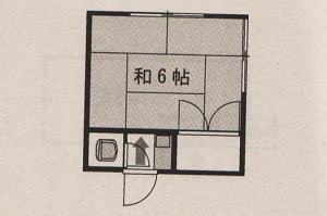 Crazy floor plan