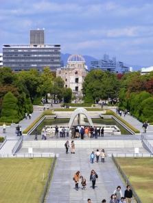 Peace Park & dome