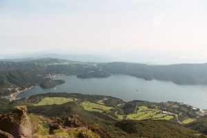 Hakone - Lake Ashi