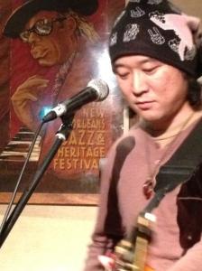 Tokyo Acoustic Troubadour