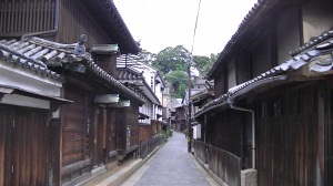 The old streets