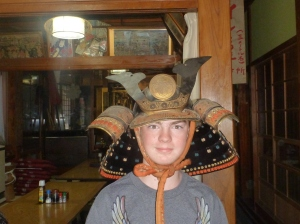 Samurai Tyler