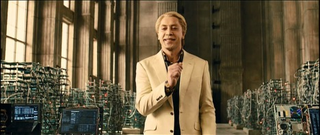 james bond - skyfall - javier bardem - silva