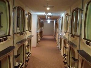 Capsule Corridor