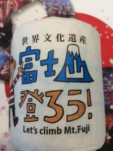 Mt Fuji Toilet Paper