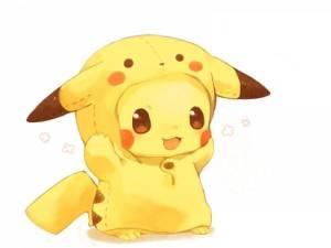 Who doesn't love Pikachu?