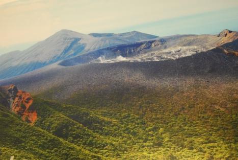 Kirishima Kinkowan National Park