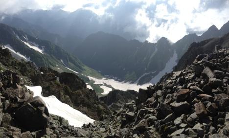 Views from Okuhotaka Peak