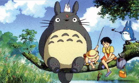 My Neighbour Totoro, 1988: one of Ghibli's best-loved creations