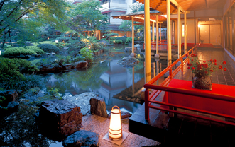 Slip into a yukata and enjoy some 'omotenashi' at one of Kinugawa's Hot Spring Resorts