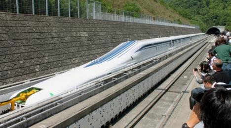 Japan's maglev