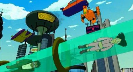 Futurama = Reality