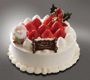 Japanese Christmas cake (photo: blogs.transparent.com)