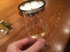 ... but when we were given the chance to have yet another try of either the Yamazaki or the Hakushu in a form other than 'highball', I felt I had to represent the home team and tried the Yamazaki 12 Years Old neat. And jolly good it was, too!