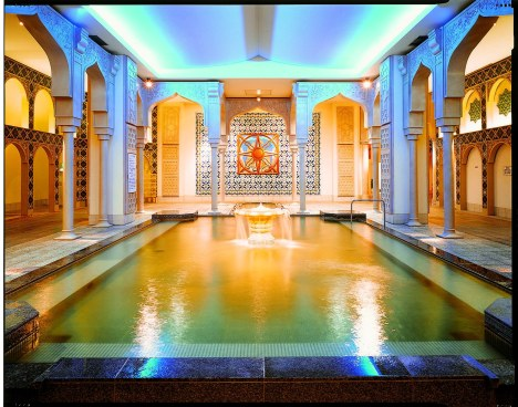 Islamic bath at Osaka Spa World (photo: Kansaiscene.com)