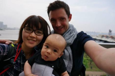 Mark, Rie & Jun