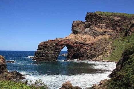 Bridge to Heaven, the Oki Islands